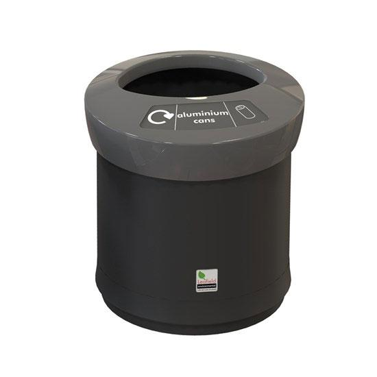 урна для алюминиевых банок ECO ACE 52 литра