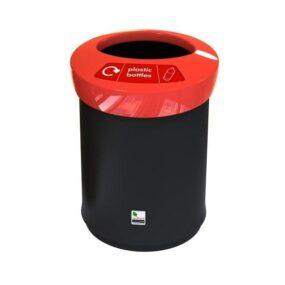 Урна для сбора пластика 52 литра