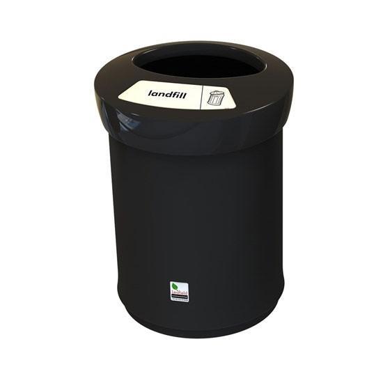 Урна напольная 52 литра для общего мусора