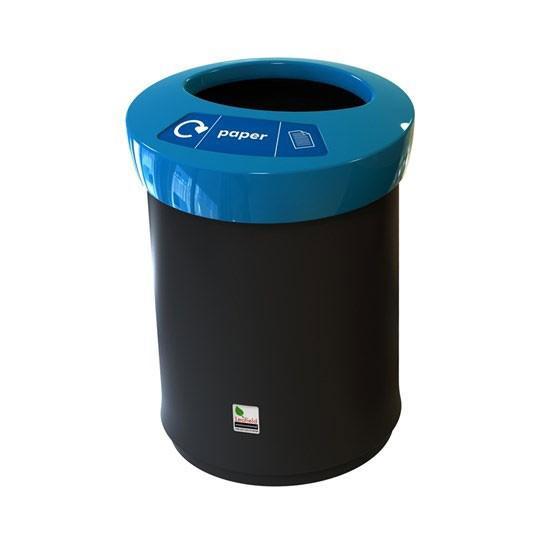 Урна для бумаги, вместимость 52 литра напольная