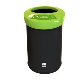 урна для сбора перерабатываемого мусора, вместимостью 62 литра