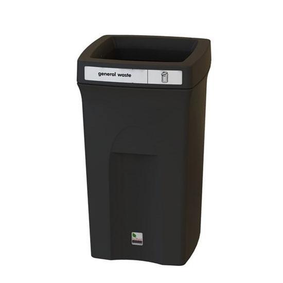 Мусорная урна для установки в офисах. 100 литров