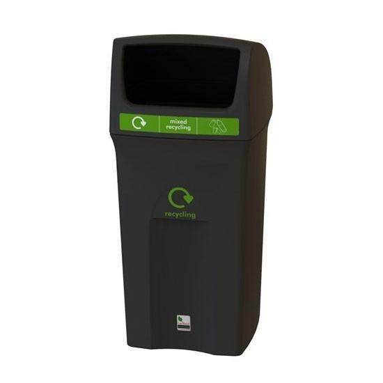 урна офисная для общего мусора вместимостью 100 литров
