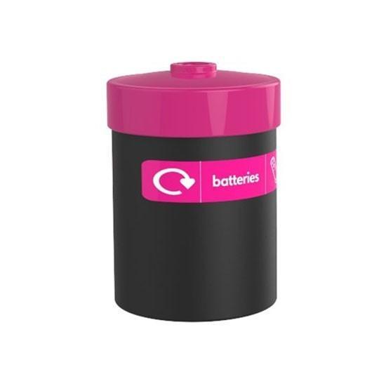 Напольная урна для батареек 18 литров