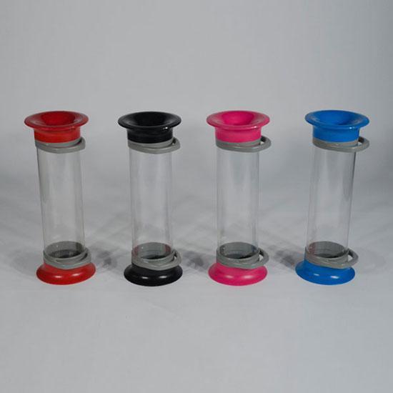 Прозрачные контейнеры для сбора использованных батареек C-THRU GLASDON