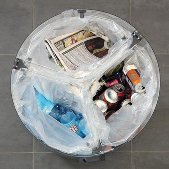 Уличная урна для мусора прозрачная Glasdon Англия