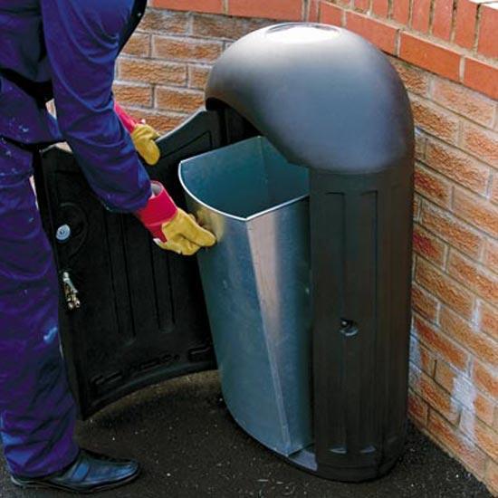 Бак мусорной урны Evolution 65 литров