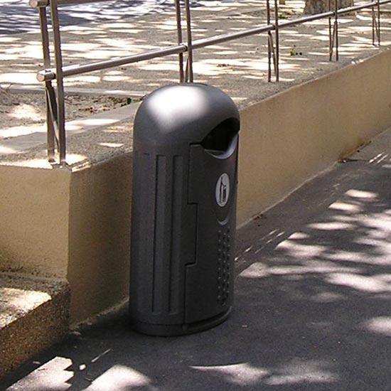 Урна мусорная Glasdon Evolution 65 литров