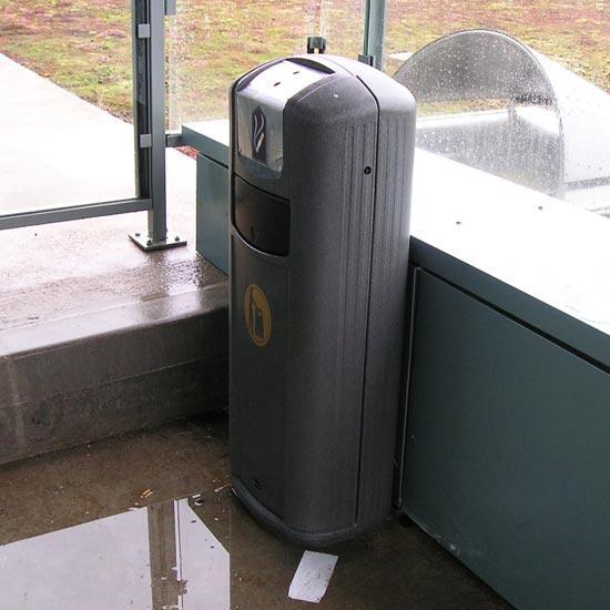 Урна пепельница для оборудования мест курения Integro city