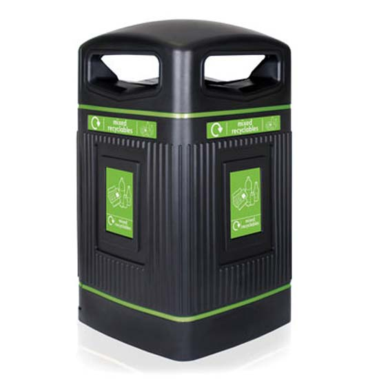Контейнер Jubilee 240 для общего мусора