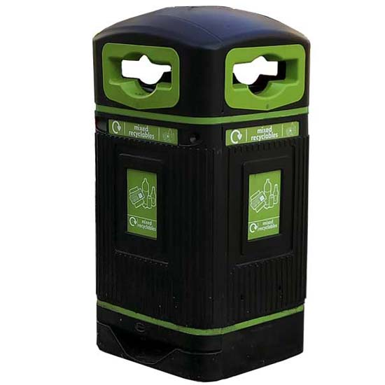 Урна JUBILEE для смешанного мусора