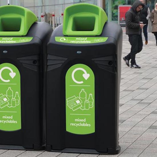 Контейнер для сортировки мусора NEXUS C240