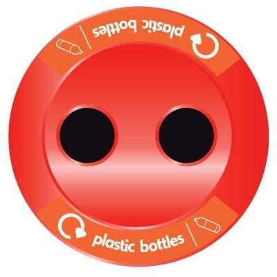 Урна для пластика Nexus 130 Plastic