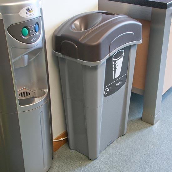 Урна для жидкости и прочего мусора ECO NEXUS CAP GLASDON