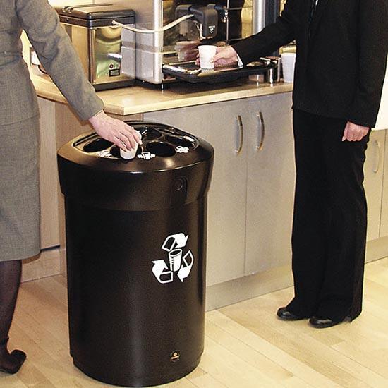 Урна для стаканчиков у кофейных автоматов Glasdon Envoy