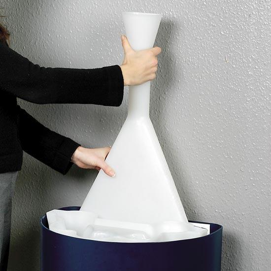 Урна ENVOY для стаканчиков и жидкости