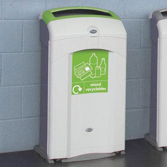 Большая мусорная урна для помещений NEXUS 100