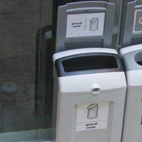 Урна для общего мусора на 100 литров NEXUS