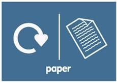 Урна для бумаги и газет NEXUS 100