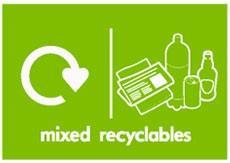 Урна смешанного мусора NEXUS 100 Mixed