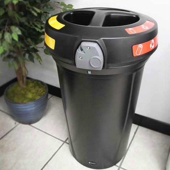 Внутренняя урна для мусора на 3 отсека NEXUS 130 3