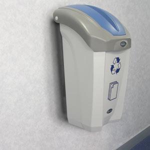 Урна кабинетная для пластика NEXUS 30