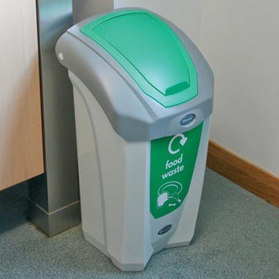 Урна для пищевых органических отходов NEXSU 30 Food waste Glasdon
