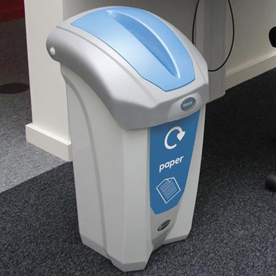 Урны для сбора бумаги в кабинетах учреждений NEXUS 30 GLASDON