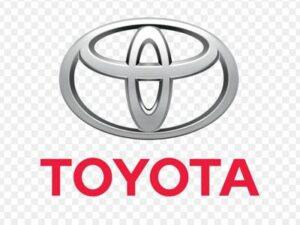 Урны для сбора стаканчиков в компании Toyota