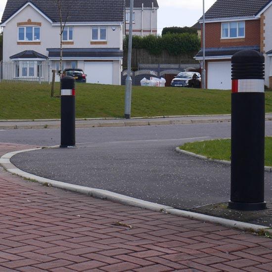 Уличный дорожный столбик Admiral