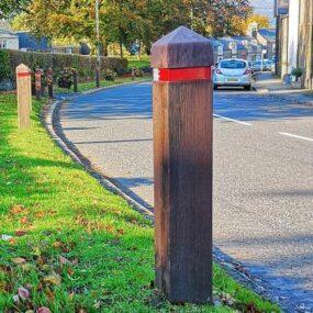 Дорожный столбик уличный Glenwood
