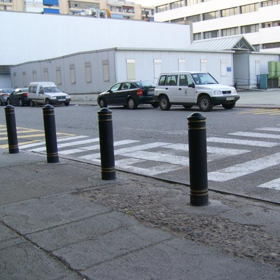 Дорожный уличный столбик из Европы Jubilee