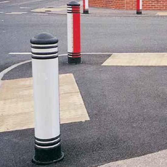 Дорожный столбик с отражателем света GLASDON Jubilee
