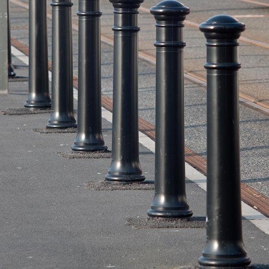 Дорожные разделительные столбики Manchester GLASDON