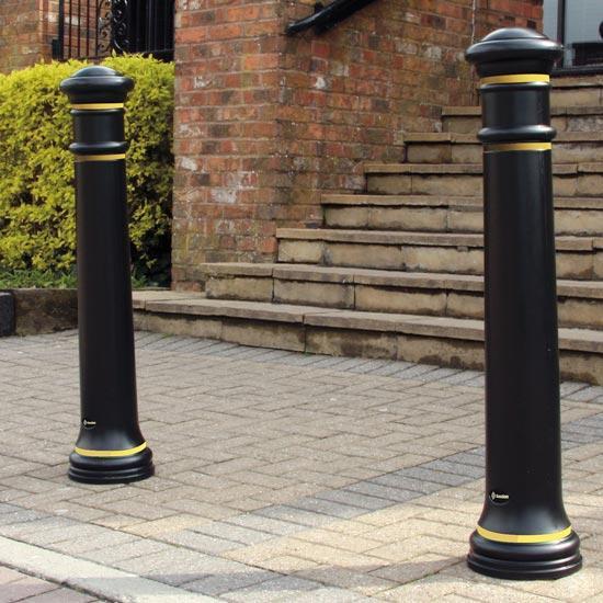 Барьерные тротуарные столбики GLASDON