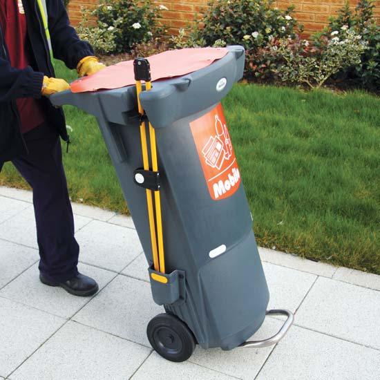 Тележка для вывоза мусора Mobilo Glasdon