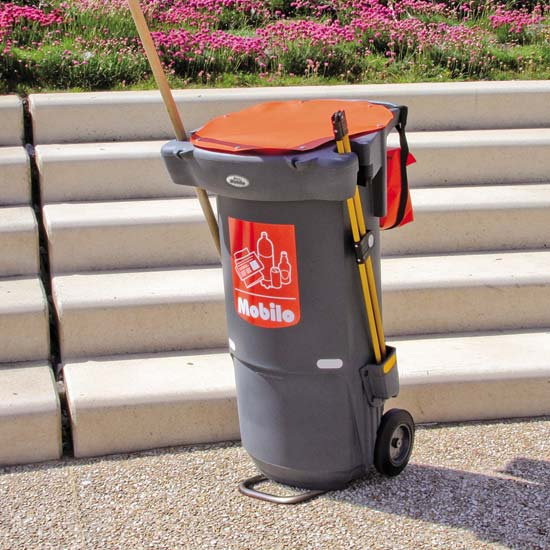 Тележка для мусора Mobilo GLASDON