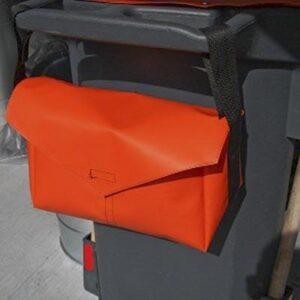 Сумка для инструмента дворника в уличной тележке Mobilo