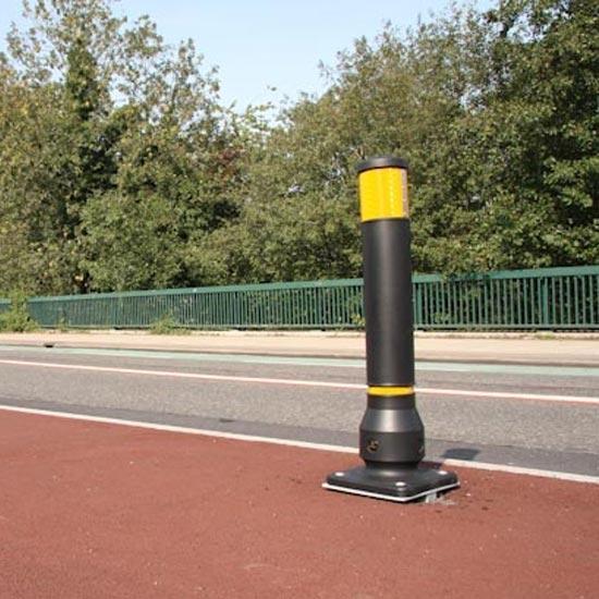 Уличный стационарный столбик GLASDON NEO