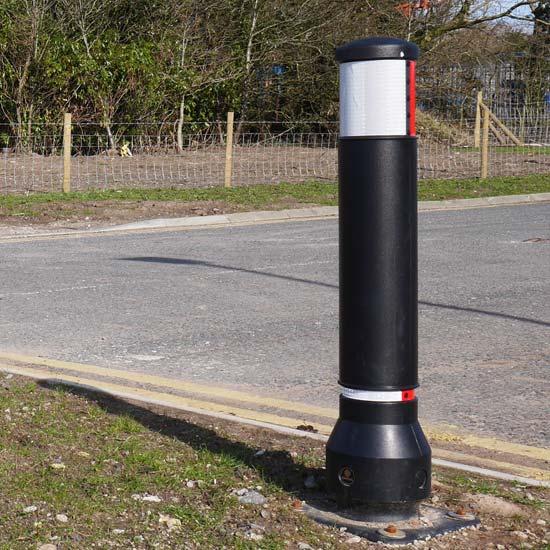 Антитаранный дорожный противоударный столбик