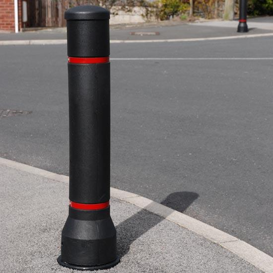 Уличный антитаранный столбик Neopolitan