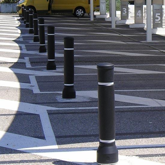 Дорожный парковочный столбик GLASDON Neopolitan