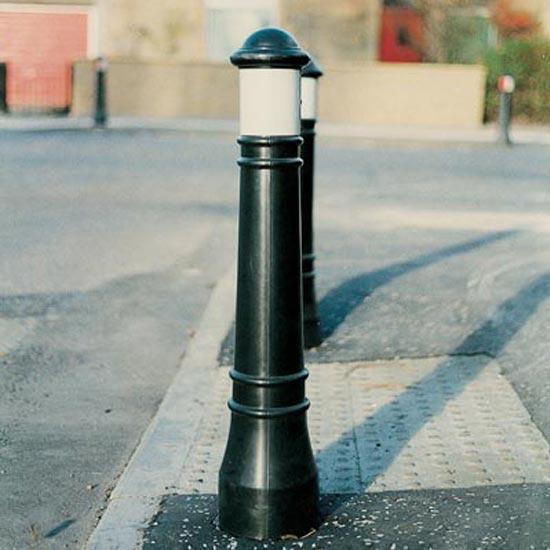 Уличный тротуарный разделительный столбик Victory