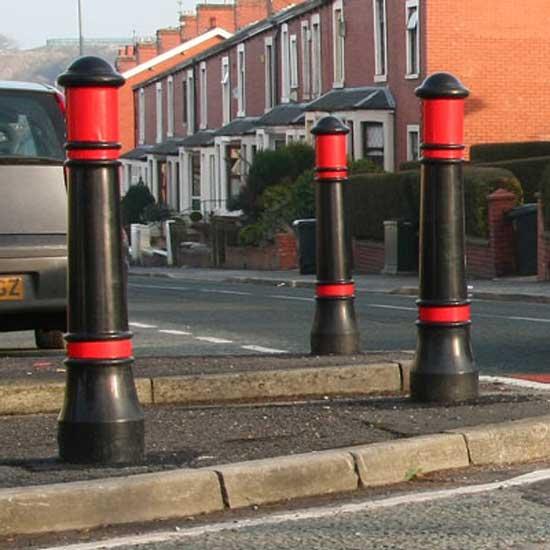 Дорожный тротуарный столбик Victory