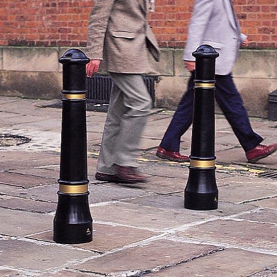 Тротуарный разделительный столбик Victory