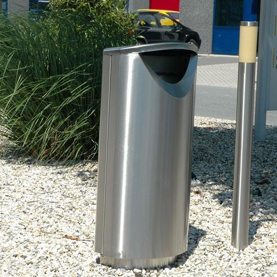Дизайнерская урна для мусора FinBin Эллипс