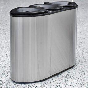 Внутренняя урна для раздельного мусора Фин Бин Бермуда 3